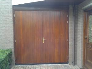 opknappen garage