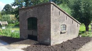 renovatie van een boenhuisje